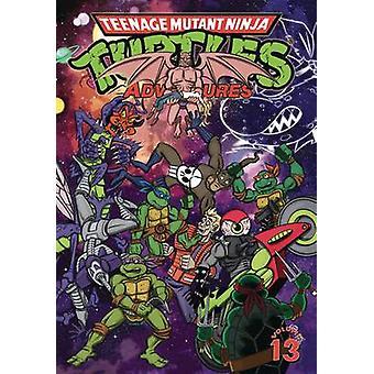 Teenage Mutant Ninja Turtles Adventures - Volume 13 by Dean Clarrain -