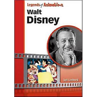 Walt Disney - de muis die brulden door Jeff Lenburg - 9781604138368 Bo
