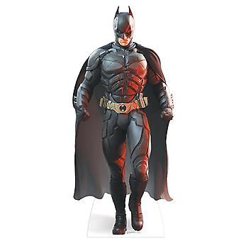 Batman Lifesize pahvi cutout / Standee - Dark Knight nousee - Christian Bale