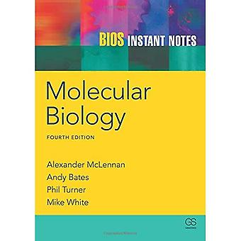 BIOS øyeblikkelig notater i molekylærbiologi