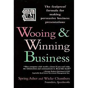Kosinta ja voittaa liiketoiminnan: idioottivarma kaava tehdä vakuuttava Yritysesittelyt