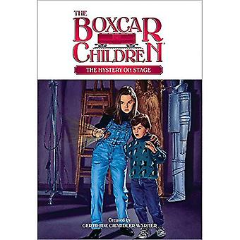 The Mystery on Stage (Boxcar Children)