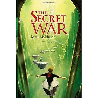 A guerra secreta (aventuras de Jack em branco