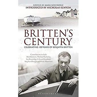 Britten's Century: The Centenary of Benjamin Britten's Birth
