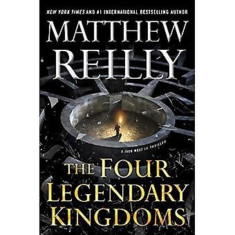 Les quatre royaumes légendaires