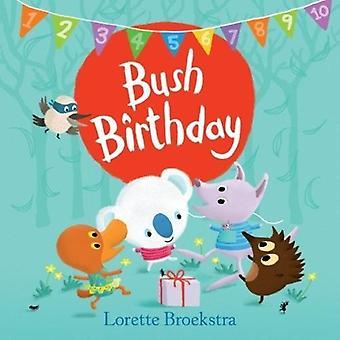 Bush verjaardag