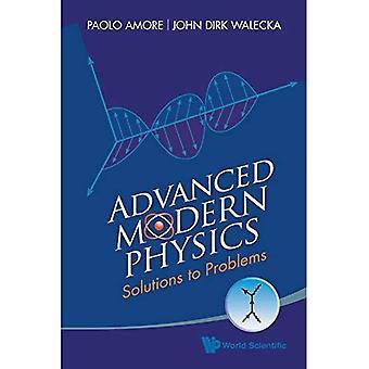 Geavanceerde moderne natuurkunde: Oplossingen voor problemen
