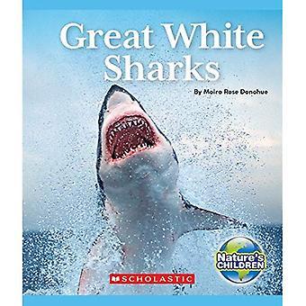 Great White Sharks (Nature's Children Animals in Danger!)