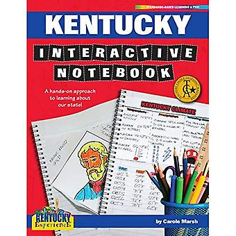 Kentucky Interactive Notebook: A Hands-On Approach to Learning about Our State! (Kentucky Experience)