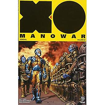 X-O Manowar (2017) Volume 2: General