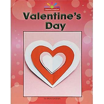Aftelkalender voor Valentijnsdag (begin te lezen, lezen en ontdekken - vakanties)