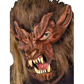 Lone Wolf Latex Mask For Halloween