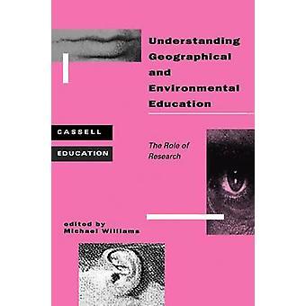 ウィリアムズ ・ ロバートによる地理学的・環境教育の理解