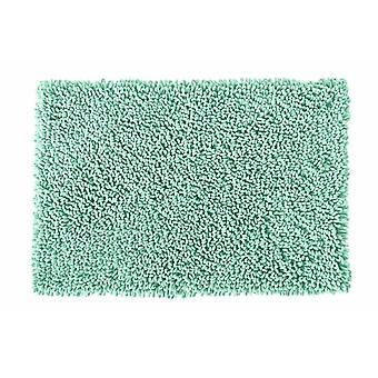 Heine home Badmat badkamer deken munt, met een hoge lussenpool, 100% polyester