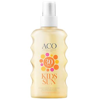 ACO Sun Spray Bambini SPF 30 175ml