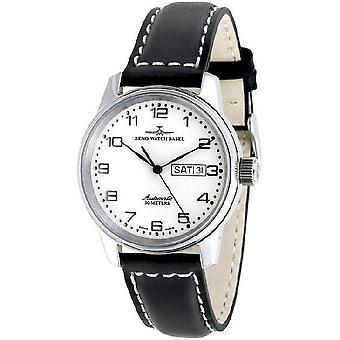 Zeno-Watch Herrenuhr Classic-Date 6554DD-e2