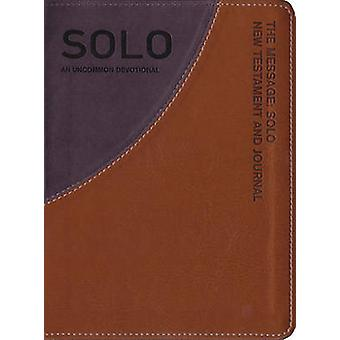 Message Solo New Testament and Journal-MS - An Uncommon Journal by Eug