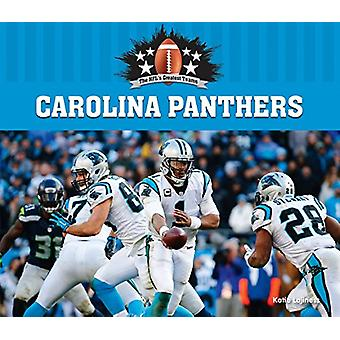 Carolina Panthers by Katie Lajiness - 9781680785302 Book