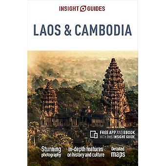 Insight Guides Laos & Cambodia by Insight Guides - 9781786716149 Book