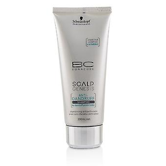 Schwarzkopf Bc Bonacure Scalp Genesis Anti-dandruff Shampoo (for Dandruff-prone Scalps) - 200ml/6.7oz