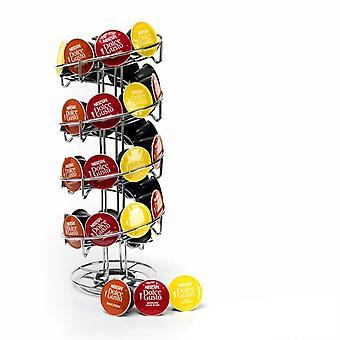 Kabalo caffè Pod capsula girevole rotante spirale titolare di Stand per Dolce Gusto
