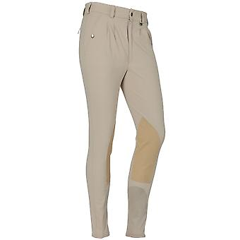 Shires Kinder Junior Boys Stratford Breeches Jodhpurs Reithosen Böden