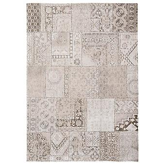 KHAYMA Farrago 8685 Lawrence Grey   Rectangle Rugs Modern Rugs