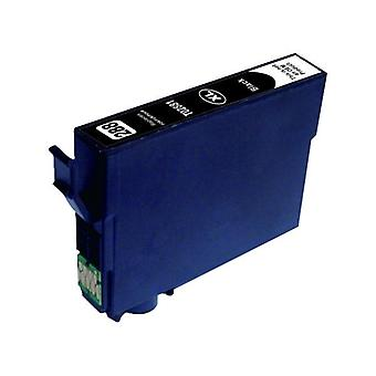Black Compatible Inkjet Cartridge Replacement For 288XL