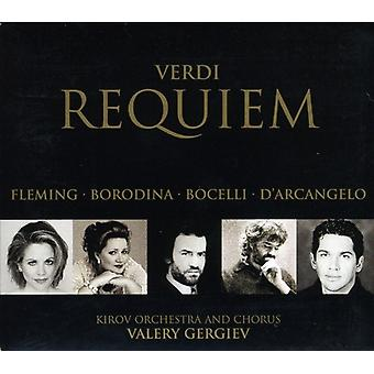 G. Verdi - Verdi : Importation Requiem [CD] é.-u.