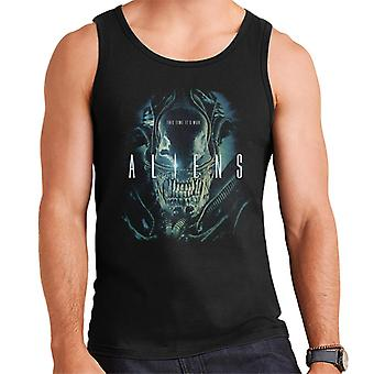 Aliens This Time Its War Men's Vest