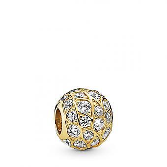 PANDORA Shine Charm With Clear Cubic Zirconia - 768303CZ