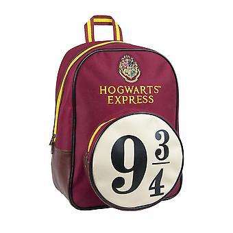 Harry Potter 9 3/4 Backpack Rucksack Official Licensed Merchandise