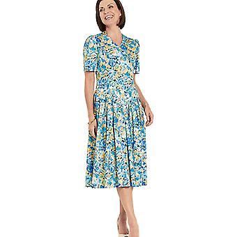 Ladies Womens Dress Drop Waist 43 Inches Length