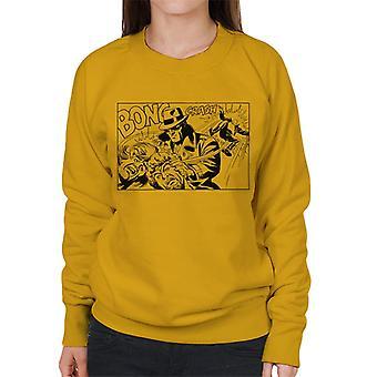 The Phantom Skull Cracker Women's Sweatshirt