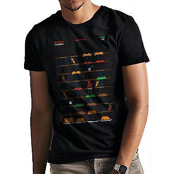 Marvel Deadpool - Taco Game Screen T-Shirt