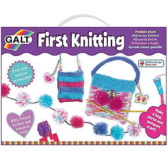 Galt First Knitting - Craft Kit