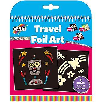 Galt Travel Foil Art