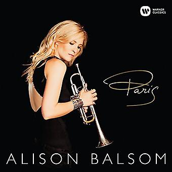 Alison Balsom - Paris [CD] USA import