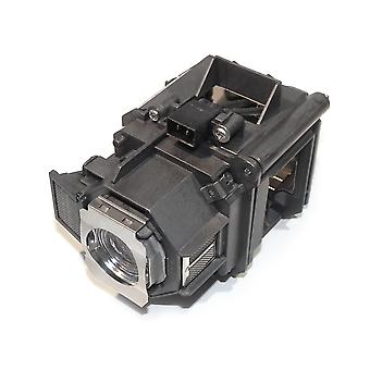 Premium Power Replacement Projector Lamp With Ushio Bulb For Epson ELPLP62