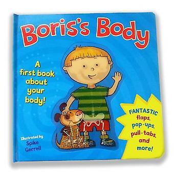Boris n elin - ensimmäinen elin-kirja. (Päämarkkina Ed.) mennessä piikki Gerrell-