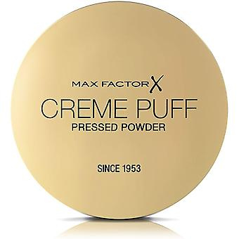 2 x Max Factor Creme Puff ansikt pulver 21g nye & forseglet - ulike nyanser