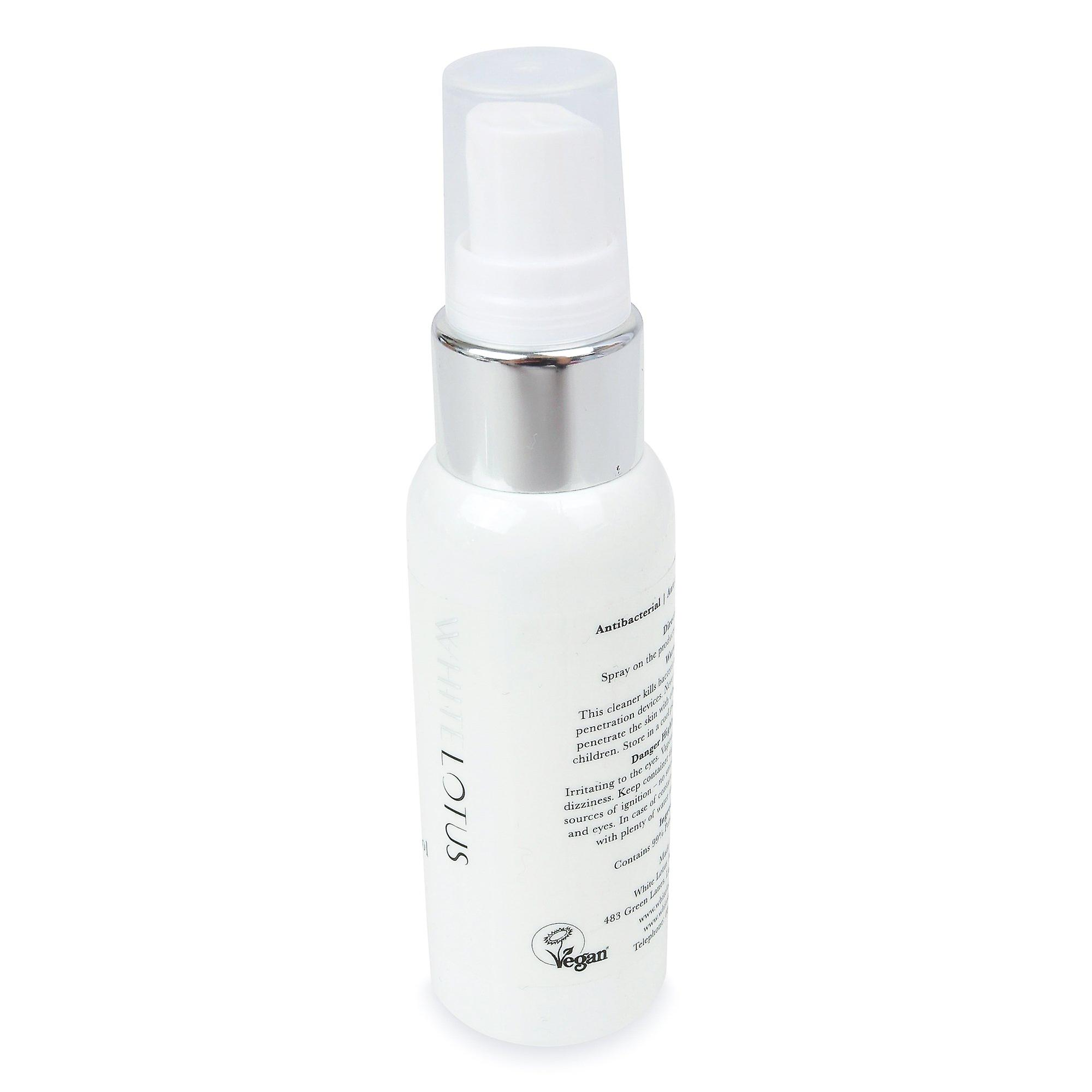 Beauty tool cleaner anti bacterial isopropyl alcohol spray 50ml