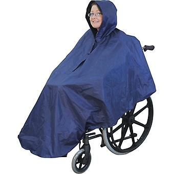 Aidapt - poncho - voor rolstoel of rollator