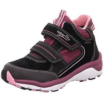 Superfit Girls sport 5 9239-02 Gore-Tex waterdichte laarzen zwart roze