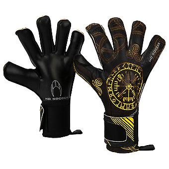 HO SUPREMO PRO II ROLL/NEGATIVE VEGVISIR Torwart Handschuhe Größe