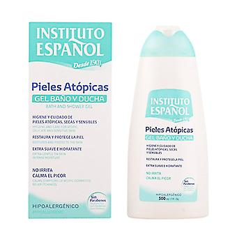 Shower Gel Piel Atópica Instituto Español (500 ml)