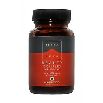 Terranova Beauty Complex 50 Vegetable capsules