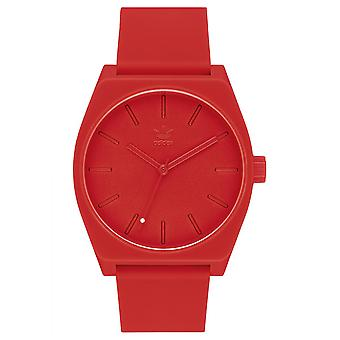 Watch Adidas Z10-191-00 - Silicone red man