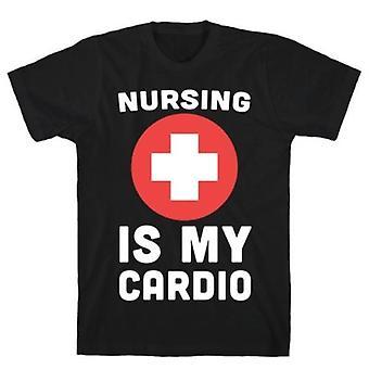 Pflege ist mein Cardio-T-shirt