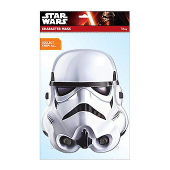 Stormtrooper Official Star Wars Card Party Fancy Dress Mask